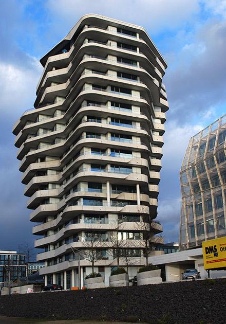 Marco-Polo-Tower - Ralph Schmidt - Architektur