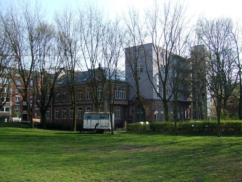Impfanstalt Hamburg